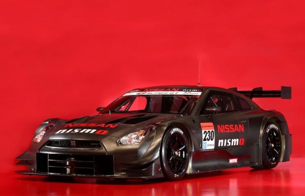 Nissans GT500 ist auch DTM-tauglich