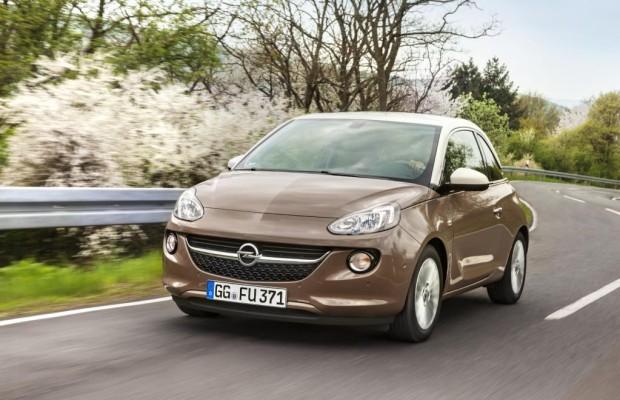 Opel Adam: Ab sofort auch mit Autogas unterwegs