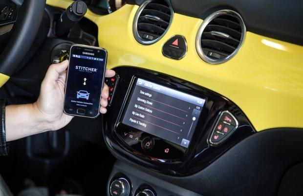 Opel Adam hat das beste Multimediasystem