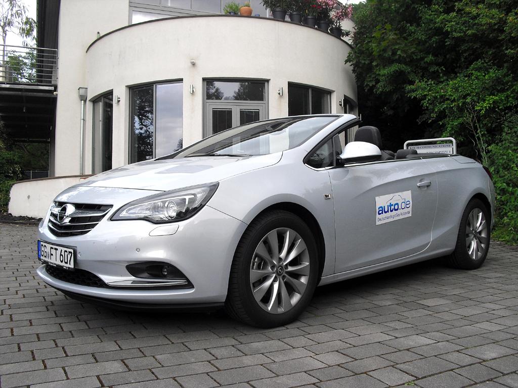 Opel Cascada, hier als Basisdiesel mit 121/165 kW/PS.