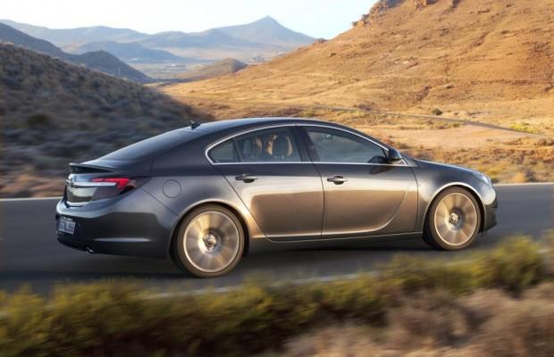 Opel Insignia - Nicht vor 2016