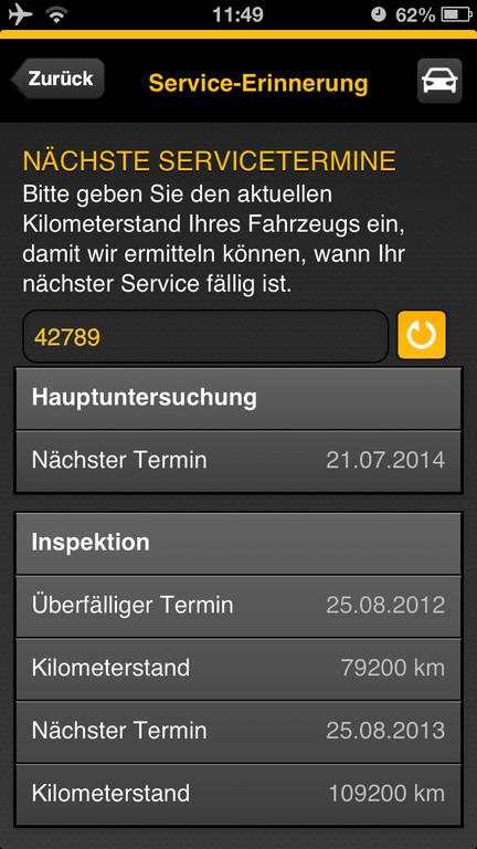 Opel veröffentlicht Gratis-App