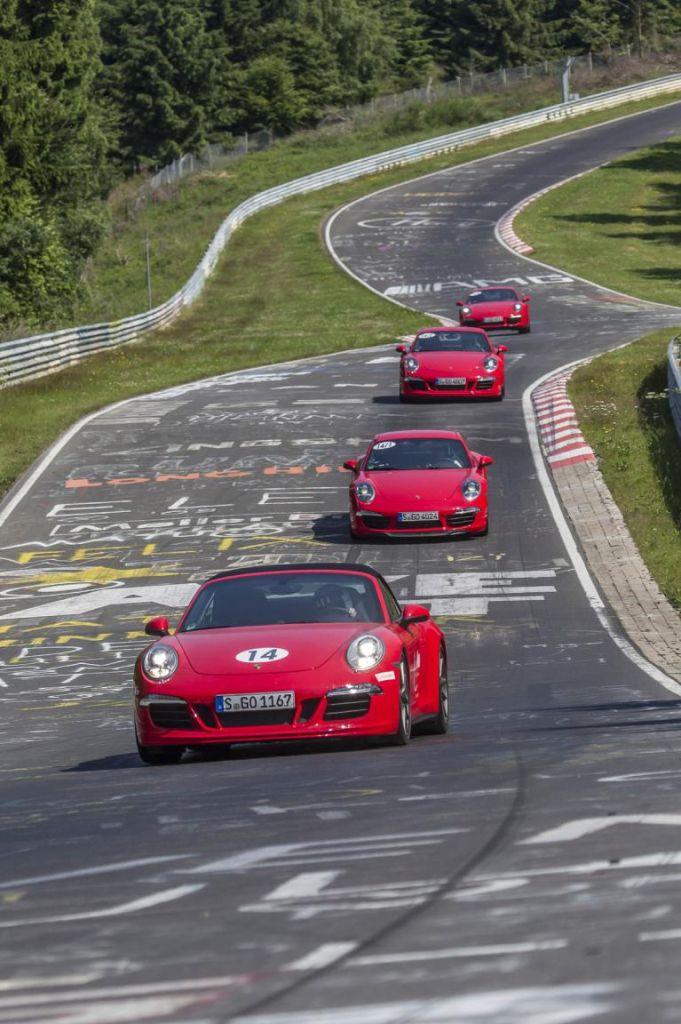 Perfektionstraining Nordschleife: Betreutes Fahren