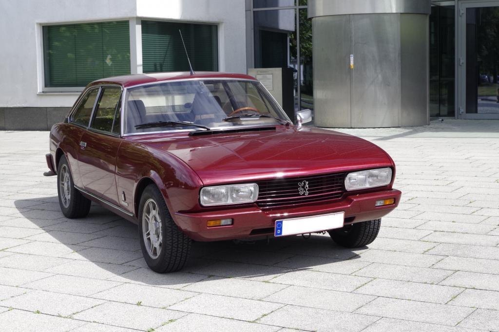 Peugeot 504 V6 Coupé