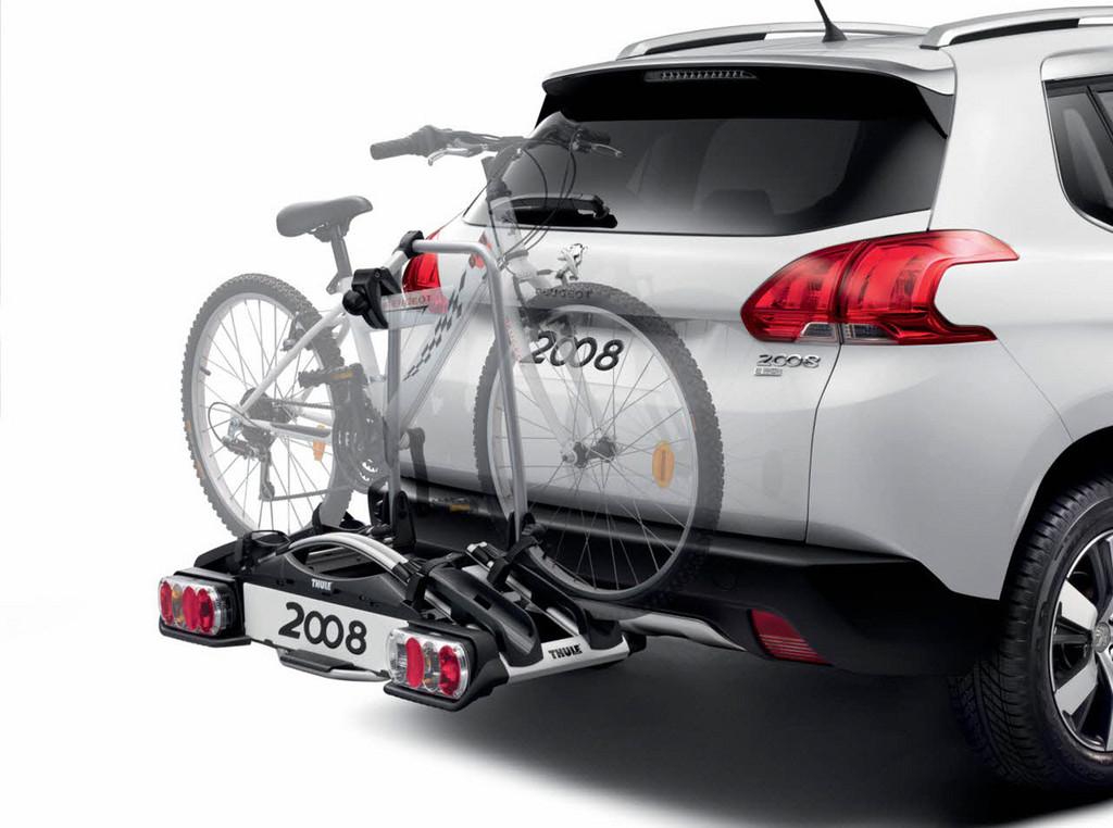 Peugeot bringt Zubehör für den 2008