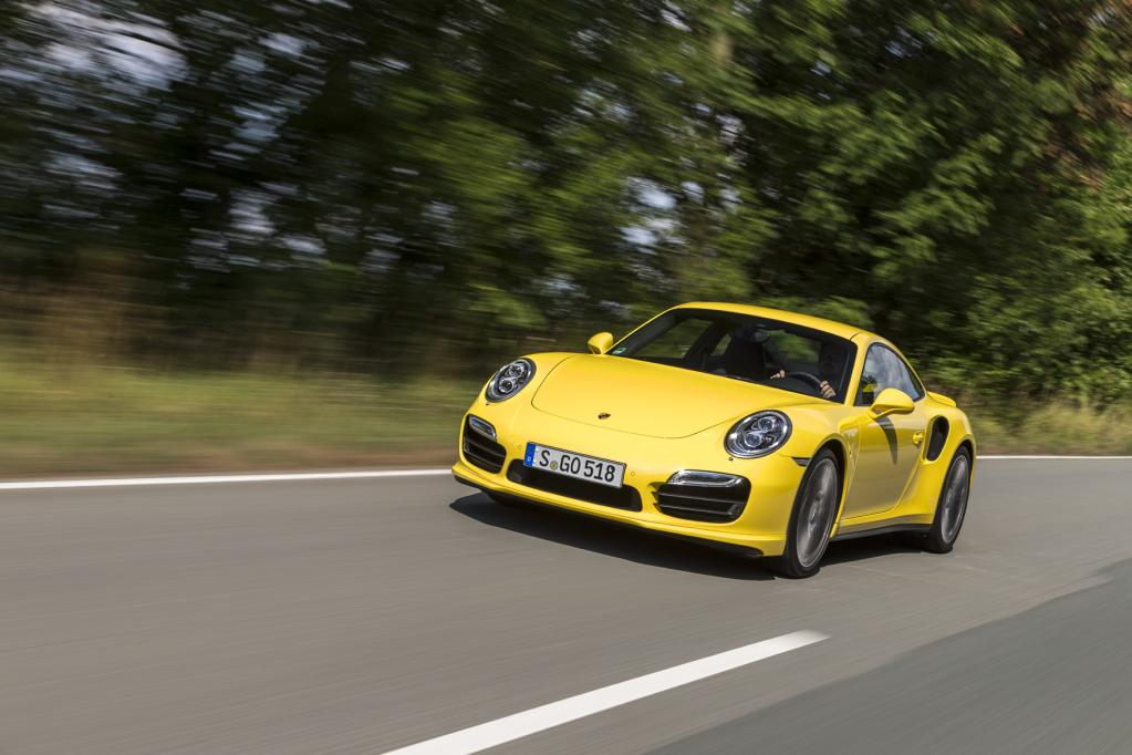 Porsche 911 Turbo: Der Über-Elfer