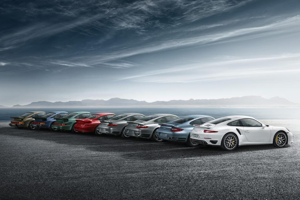 Porsche 911 Turbo: In siebter Generation Alphatier