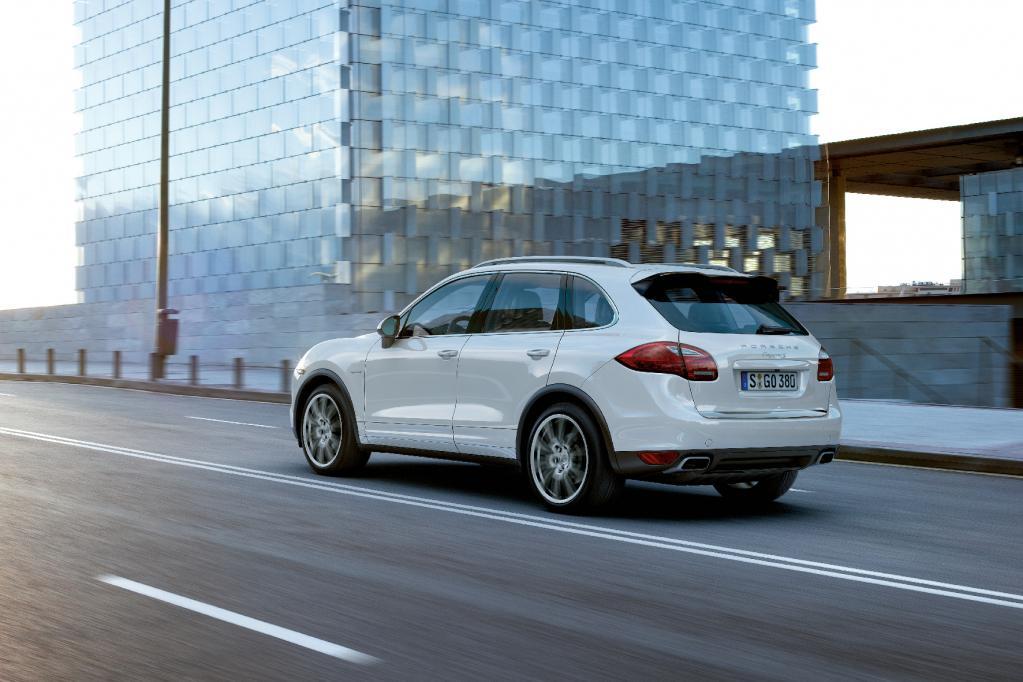 Porsche: Clevere Elektronik prägt Markenwerte