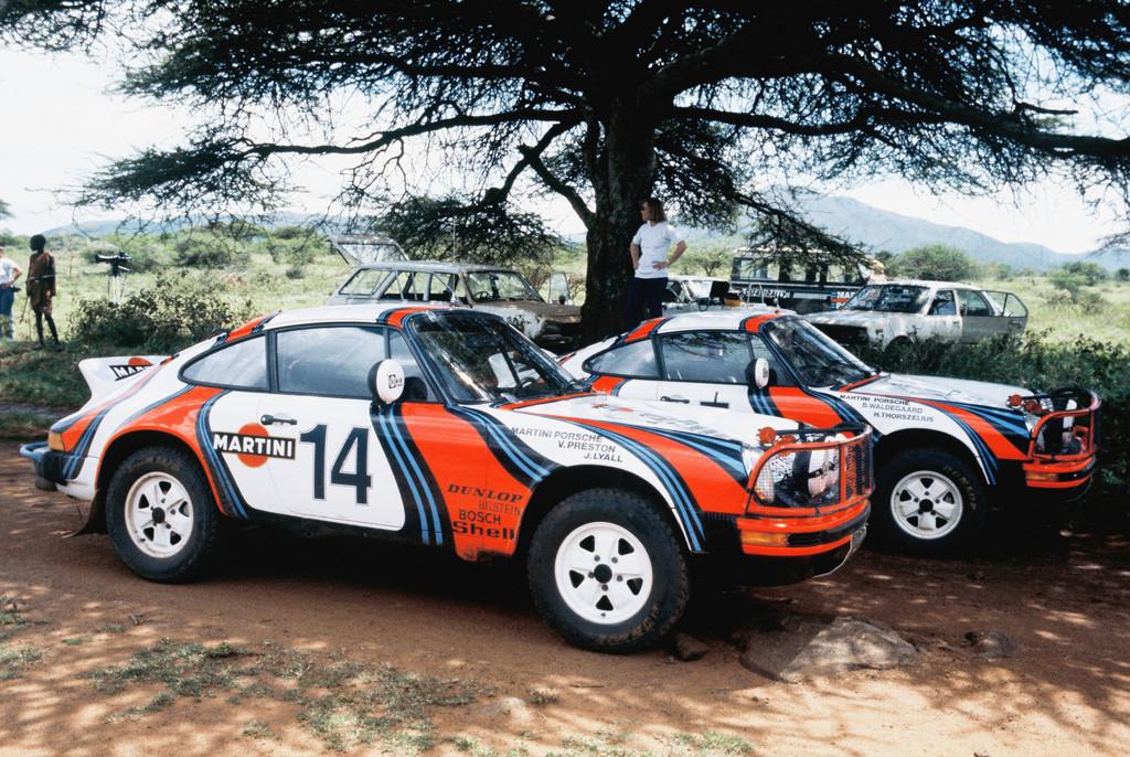 Porsches rollendes Museum geht auf Tour