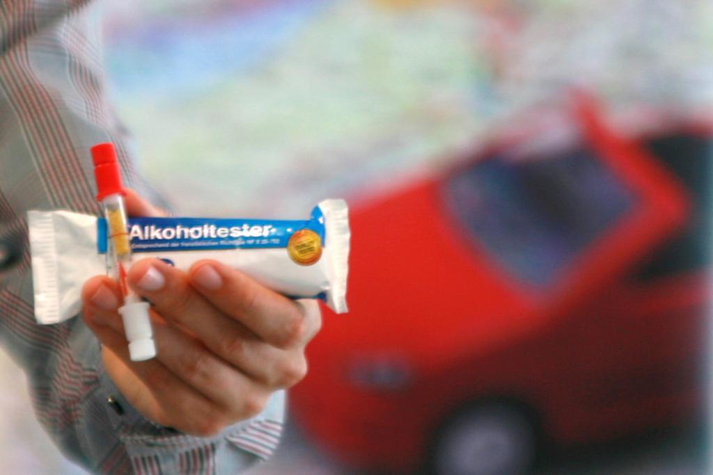 Posse um Alkoholtester in Frankreich - Mitführen Pflicht – Verstoß ohne Folgen