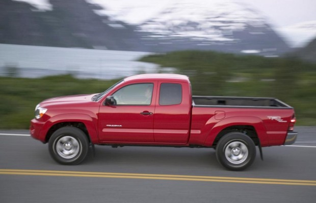 Rückruf von knapp 370 000 Toyota Pick-ups