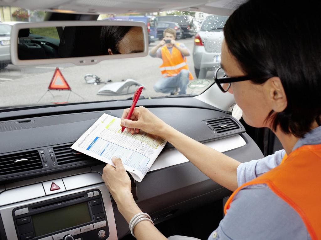 Ratgeber: So hält sich der Ärger beim Unfall in Grenzen