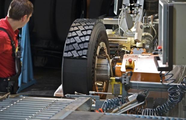 Reifen-Runderneuerung staatlich gefördert