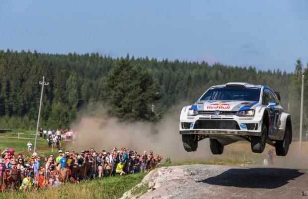 Sébastien Ogier kann bereits bei der WRC Rallye Deutschland den Titel holen