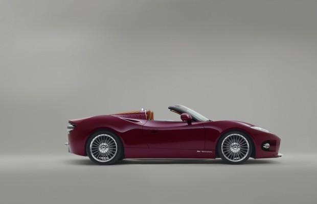 Spyker B6 Venator Spyder soll 2015 zu kaufen sein