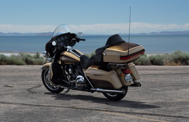 Stärker und bequemer reisen: Harleys neue Touring-Modelle