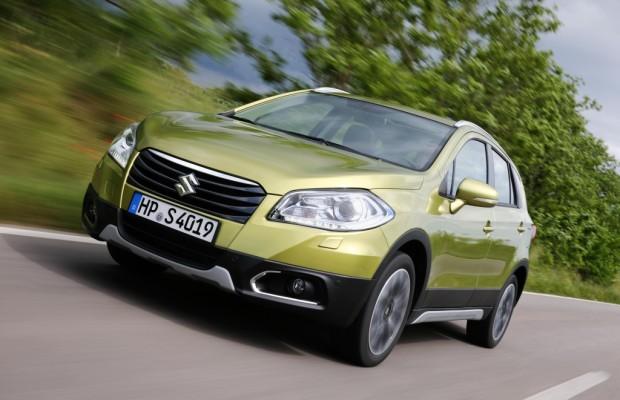 Suzuki SX4: Neuer Crossover im Kompaktsegment – Deutschlandpremiere auf der IAA 2013