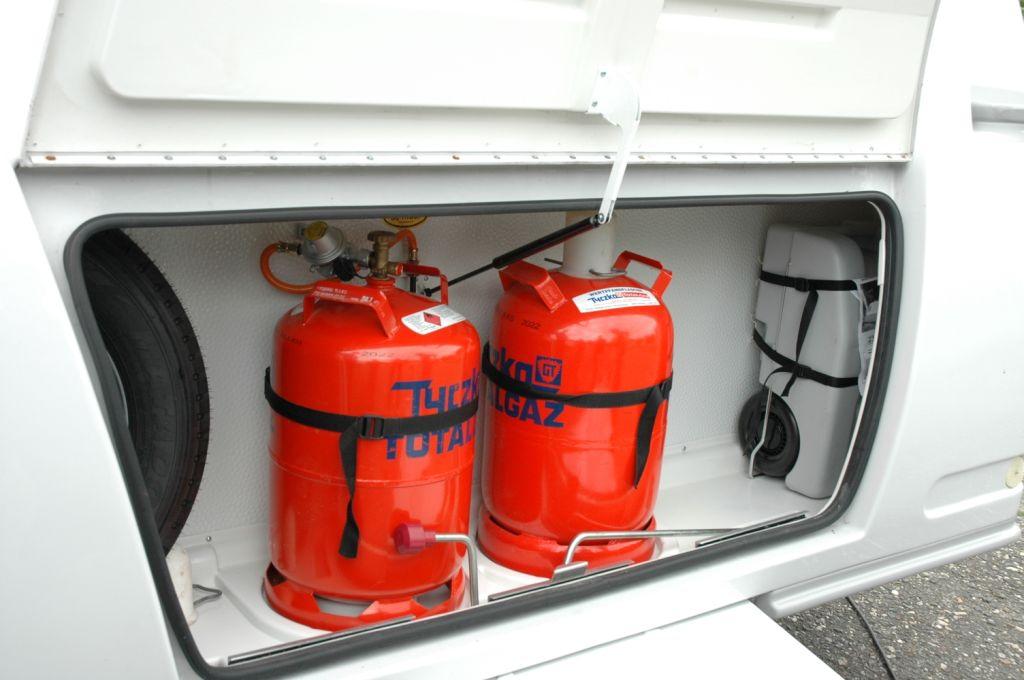TÜV Thüringen warnt vor Explosionsgefahr bei Wohnmobilen