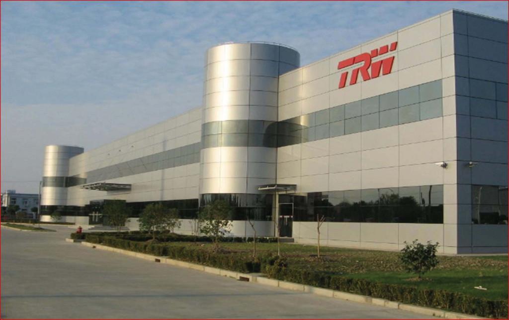 TRW fertigt elektrische Lenkung für chinesischen Fahrzeughersteller