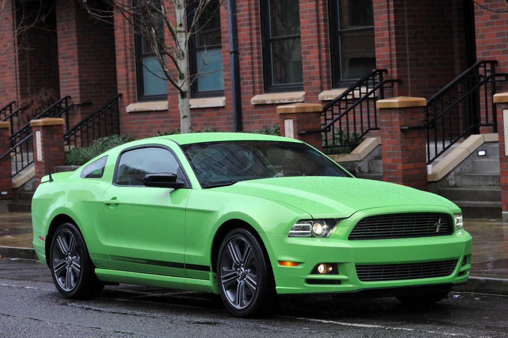 Tabubruch bei Ford: Nächster Mustang kommt mit 4-Zylindern