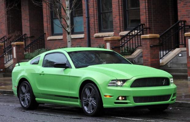 Tabubruch bei Ford: Nächster Mustang kommt mit vier Zylindern