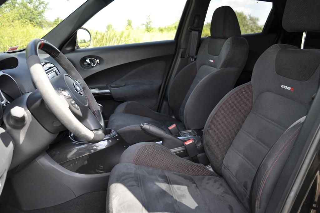 Test: Nissan Juke 4x2 1.6 DIG-T Nismo – Warum?