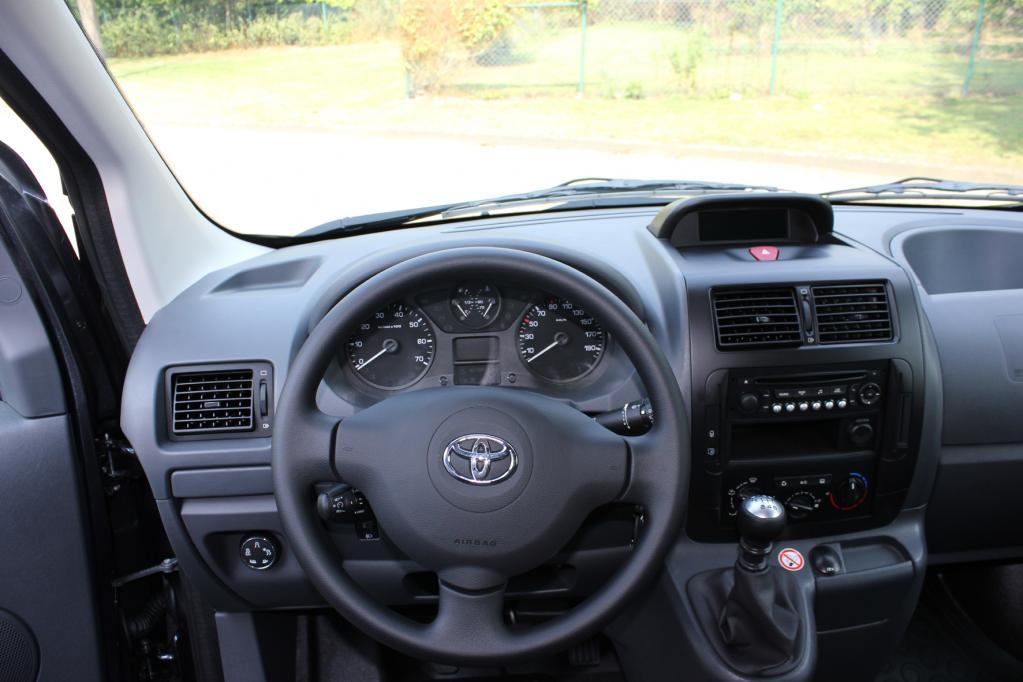 Toyota Proace: mehr als ein Lückenfüller
