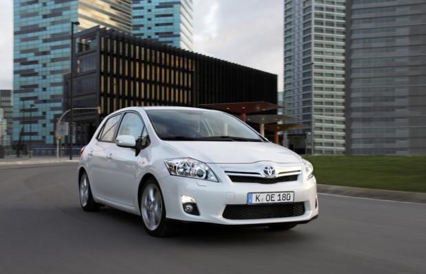Toyota dominiert Umweltliste