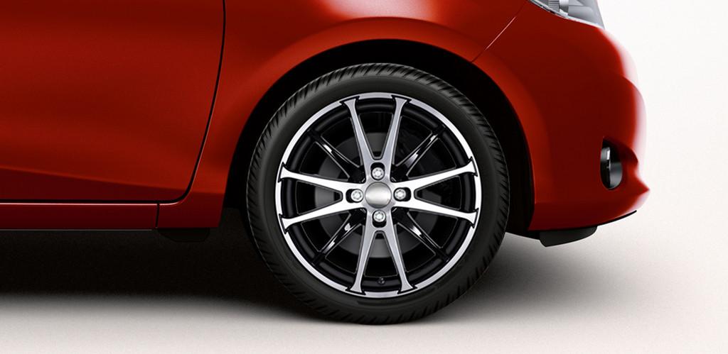 Toyota schnürt dickes Zubehörpaket für den Yaris