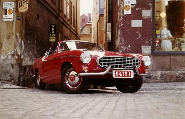Tradition: 50 Jahre Volvo 1800 S - Mini-Ferraris und Meilen-Millionäre