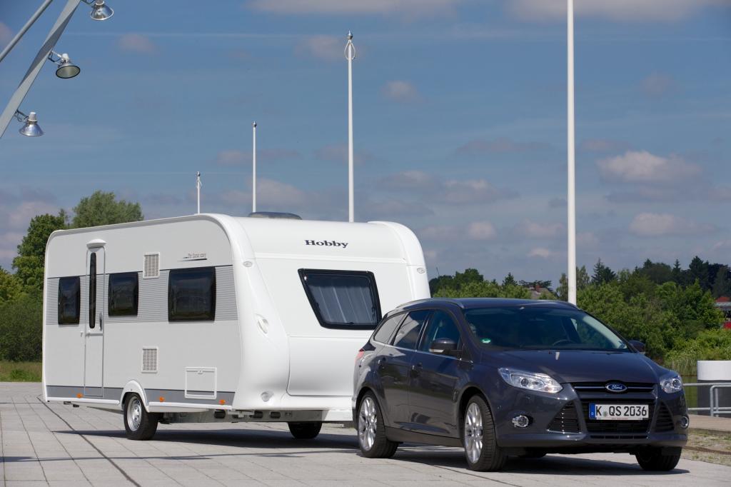 Um jungen Caravanern den Einstieg zu erleichtern, präsentiert der weltweite Marktführer Hobby eine neue Wohnwagen-Baureihe: Die De Luxe Easy