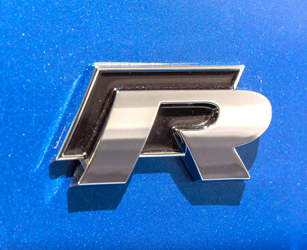 VW Golf R: Das R steht bei VW für Racing und Hochleistung.