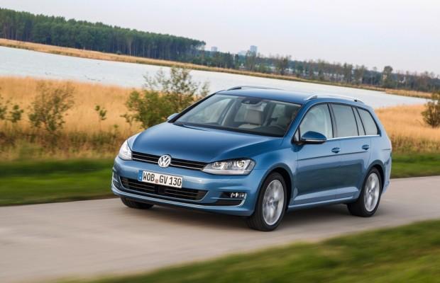 VW Golf Variant ab sofort beim Händler
