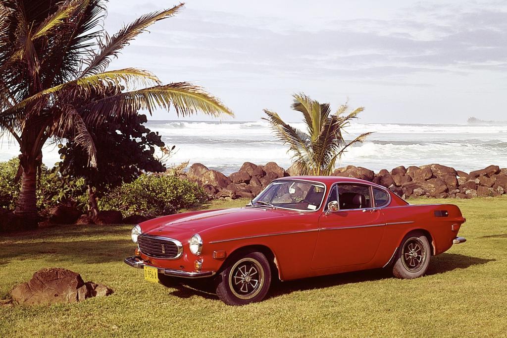 Volvo 1800E Modelljahr 1970