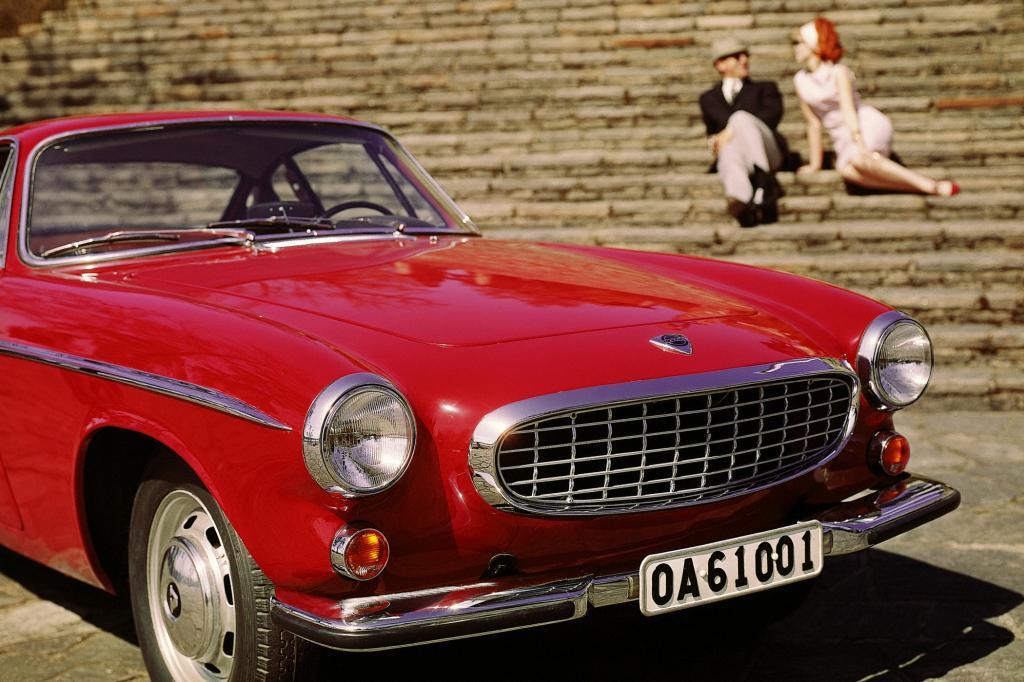 Volvo 1800S Modelljahr 1965