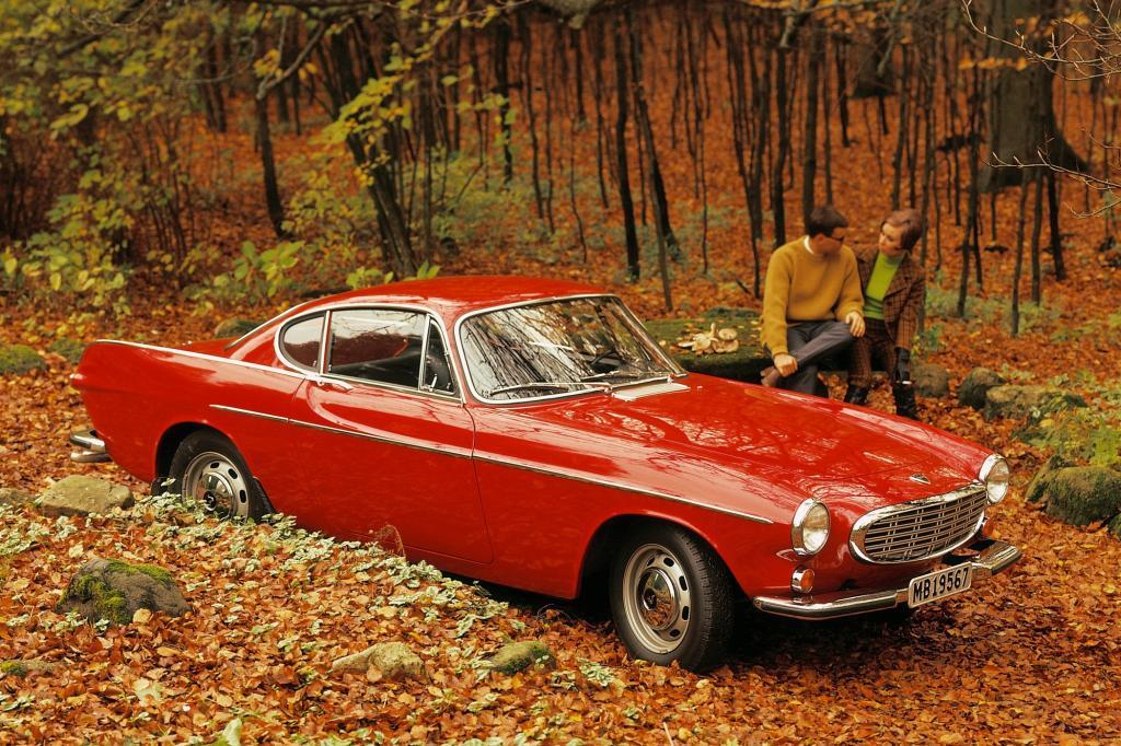 Volvo 1800S Modelljahr 1967