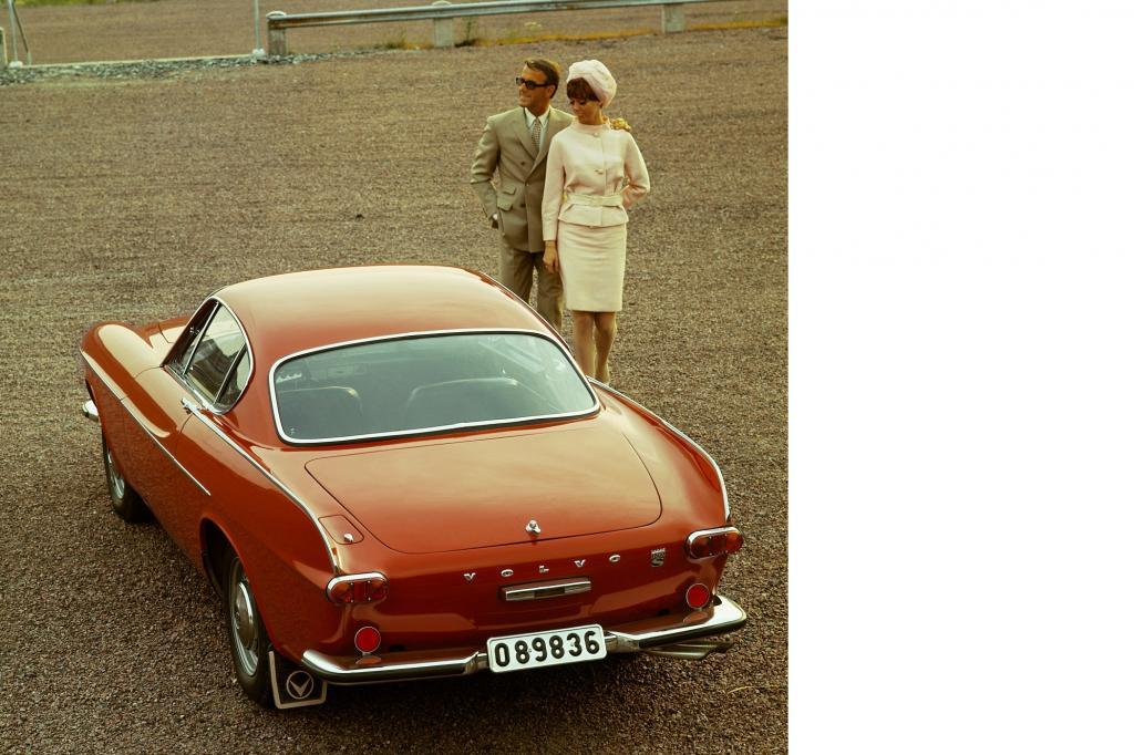 Volvo 1800S Modelljahr 1968