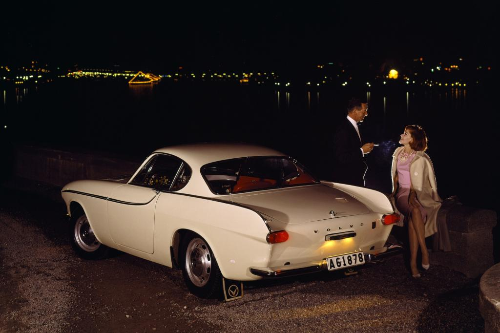 Volvo 1800S Modelljahr ab 1965
