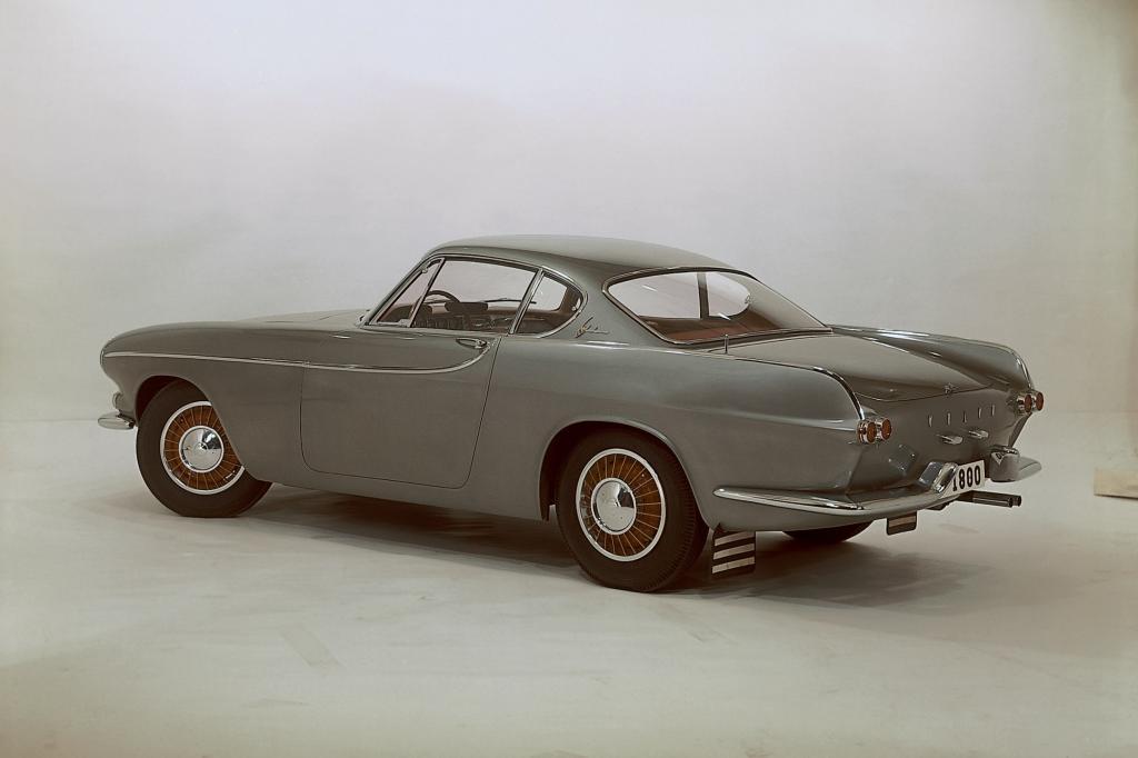 Volvo P1800 Prototyp 1960