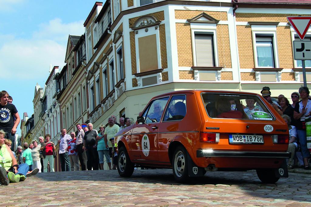 Volvo-Team gewinnt die Sachsen Classic 2013