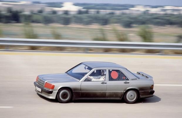 Vor 30 Jahren: Mercedes-Benz 190 E auf Rekordfahrt