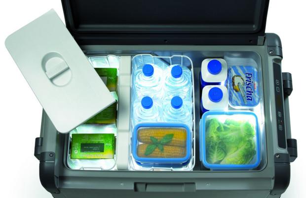 Waeco bietet Kühlbox mit Gefrierfach