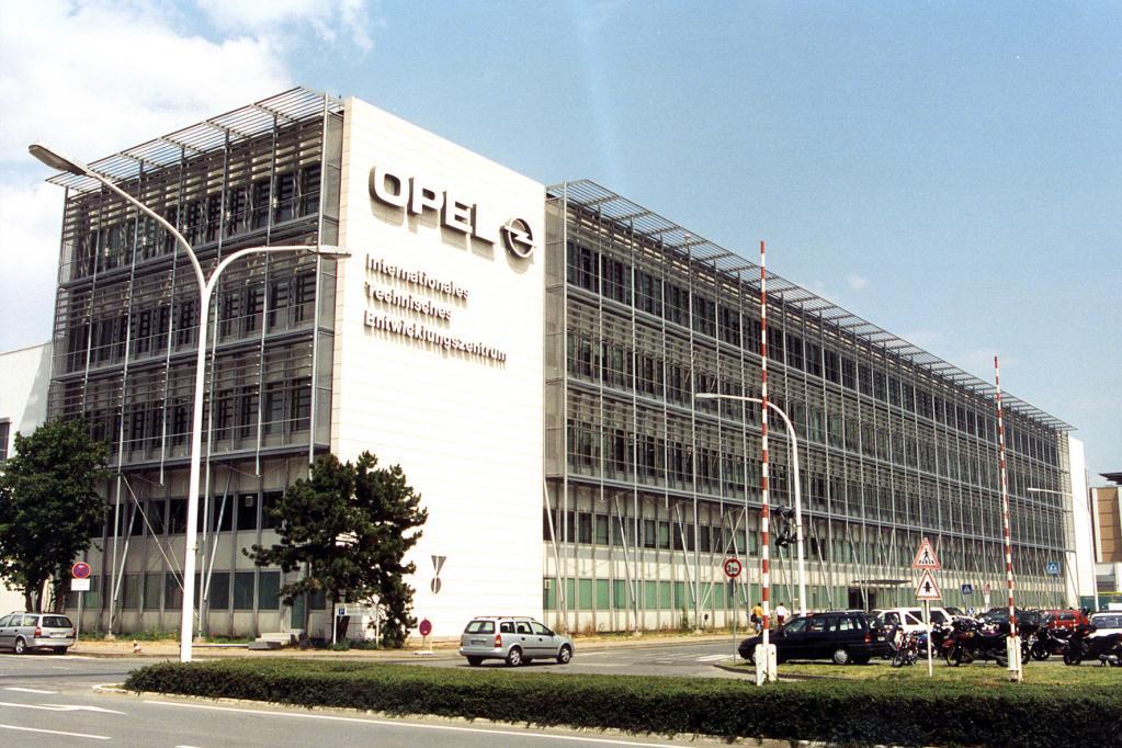 Zusätzliche Ingenieure für Opel-Entwicklungszentrum in Rüsselsheim