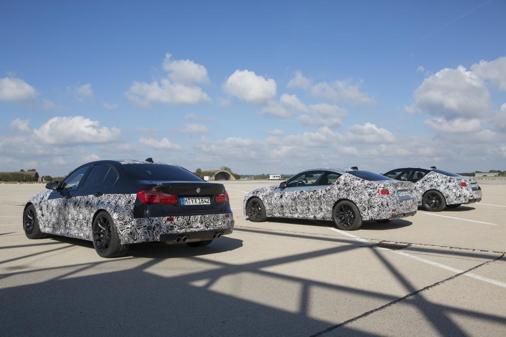 Im kommenden Frühjahr gehen M3 und M4 an den Start und wollen die Geschichte der erfolgreichen M-Fahrzeuge der feinen Tochtergesellschaft von BMW weiterschreiben