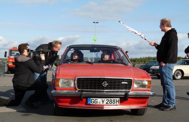 25 Opel starten bei der