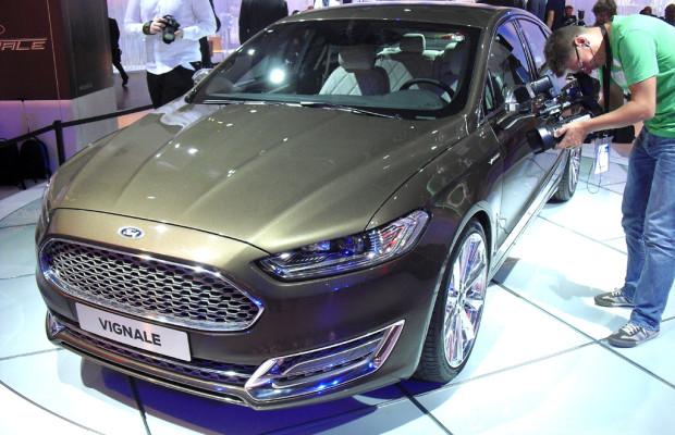 25 statt 15 bis 2015: Ford erhöht Schlagzahl bei Produktneuheiten