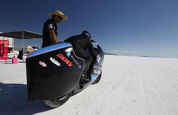 360,8 km/h: Schneller war noch keine BMW