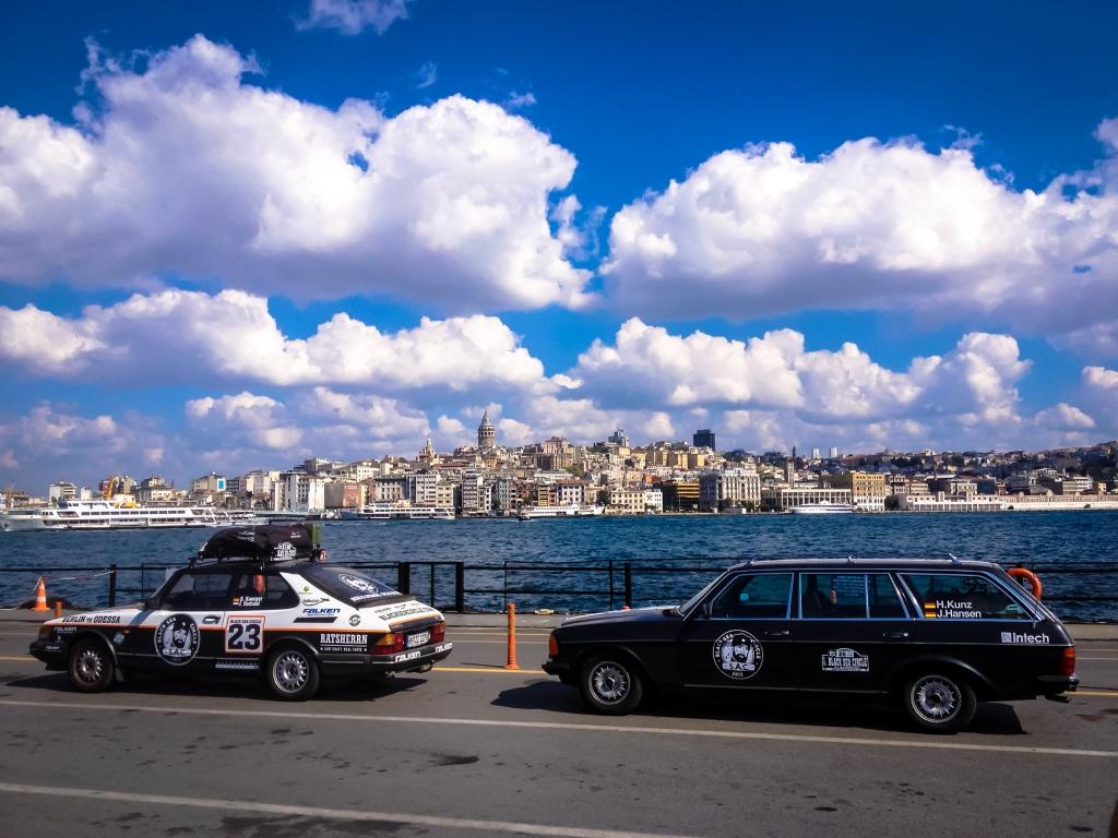 Abenteuer-Schwarzes Meer - Black Sea Circle endet erfolgreich in Odessa