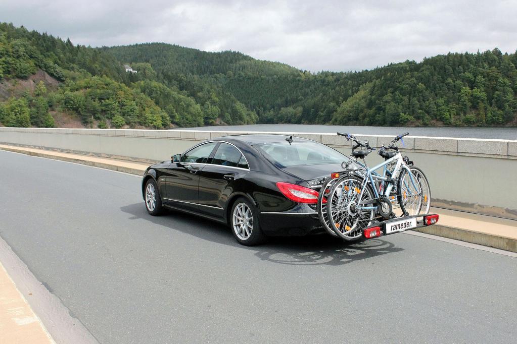 Anhängerkupplung für Mercedes CLS
