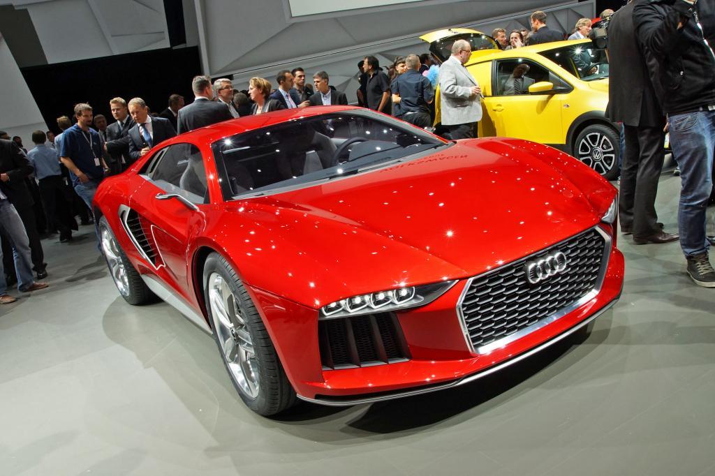 Audis Überraschung für die IAA